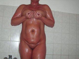 granny, fat, homemade