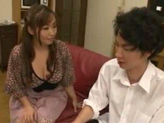 japanisch, spaß japan groß, neu mütter und jungen
