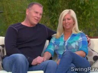 Couples Spend Wild Weekend In The Swingers Mansion