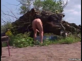 Granny Outdoor Anal: Free Fucking Awesome Porn Video 94