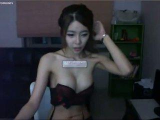 kamerą, liesas, korėjiečių, azijos