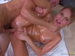 Brazzers - Kendall Kayden - Dirty Masseur Dm: Free Porn 61