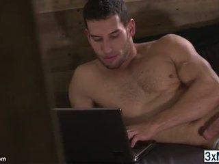 معظم ديك كبيرة, سخونة مثلي الجنس على الانترنت, أنت عضلة عظيم