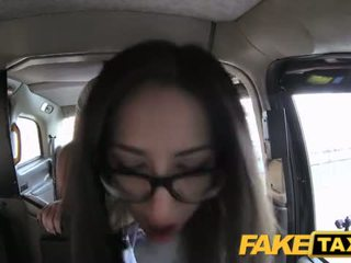 Fake Taxi Spanish babe has great tits and ass