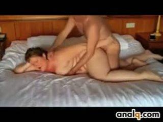 blonde big tits british milf