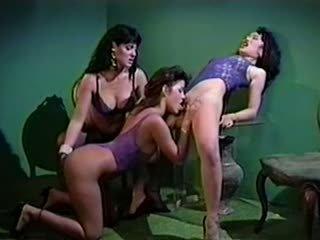 group sex, lesbians, vintage