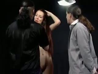 Casting: Free Threesome & Spanish Porn Video ce
