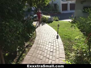 ExxxtraSmall- Tiny Teen Hooker Gets Fucked
