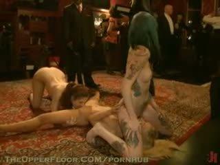 Nicki blues πρώτα μουνί penetration