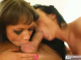 All Internal Horny bitches eating creampie
