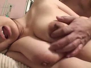 brünette, japanisch, sex-spielzeug nenn