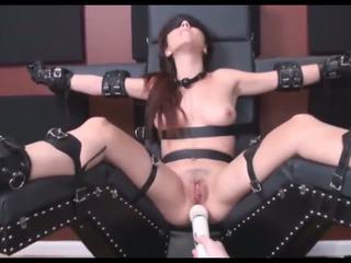 Ostateczny przyjemność tortura na niewolnik dziewczyna, porno c8