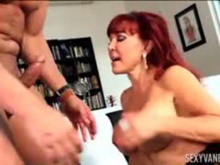 kontrol büyük göğüsler yeni, sen oral seks, güzel redhead