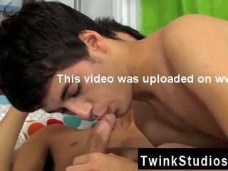 Twink video brendan a lucas are ven v