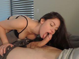 blowjobs, brunettes, hd porn