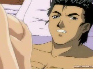 Kenichi loving a messy puke juice lahat over kaniya co