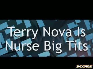 Terry nova ir medmāsa liels bumbulīši
