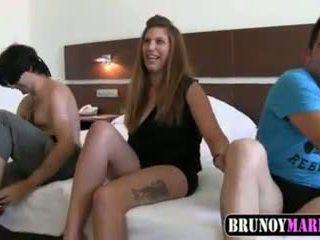 spanyol, threesome, 18 tahun