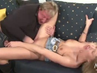 pussy licking, shaved pussy, blowjob