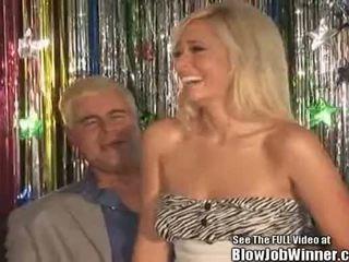 Hottie Angelina Ashe Porn Star Blow Job!