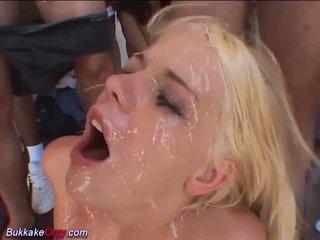 Extreme Bukkke Orgy with Hot Girls, Free Porn c0