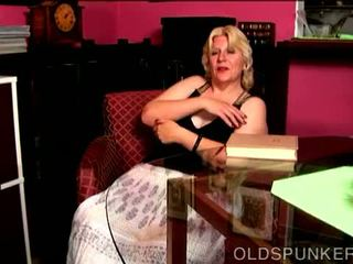 nice thick full, hot cougar, old most