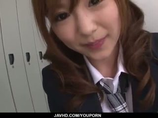 japanese, cum in mouth, cock sucking, uniform
