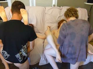 Nice Foursome: Free Amateur HD Porn Video 77