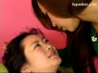 lesbian ideal, full korean new, nice asian rated