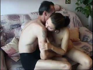 Oldman veľký vták pre mladý herečka, zadarmo porno 47