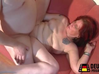 Mature Redhead and the Young Boy, Free HD Porn 1d