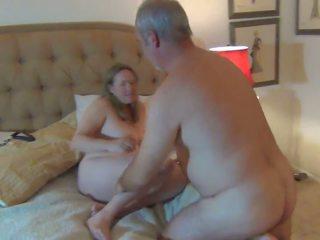 Bear Fucks His Wife Hard, Free Dad Porn Video 8e