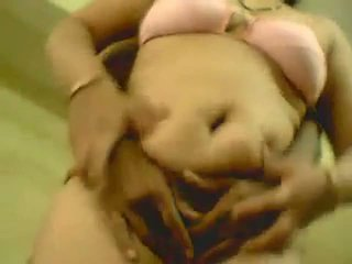 Indian Aunty Fuked And Cummed On Buttocks