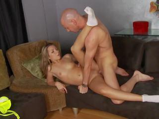 Wankz- Sexy Sasha Hall Takes Surprise Creampie: HD Porn 6c