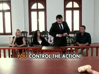 Lawyer leanna zlaté gives všetko na víťazstvo the púzdro.