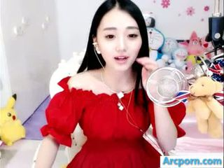 webcam, tüdruk, hiina, aasia