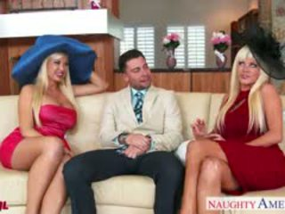 watch big boobs, blowjob most, fun threesome watch