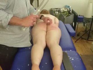 caning, whipping, enema, flogging