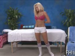 rated fingering check, ideal massage check, blonde best