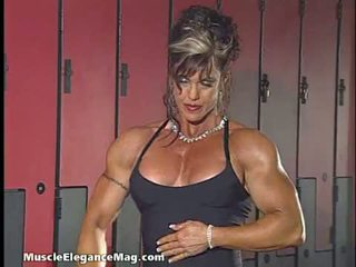 Carla Haug 03 - Female Bodybuilder