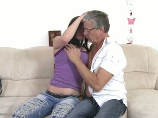 Young Daughter Suck and Fuck Not Her Dad, Porn 7a