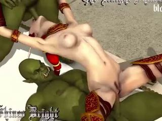 WoW Porn Animation