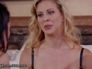 Cherie deville begs stepdaughter do pomoc z stuck.