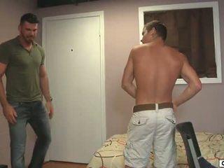 човек, хомосексуалист, мускул