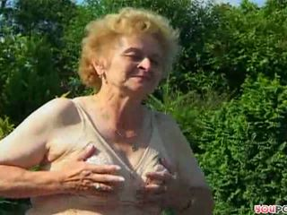 watch older full, granny, outdoor rated