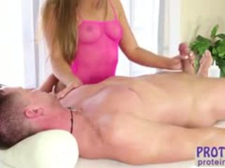 Eric Masterson Receives A Cock Milking