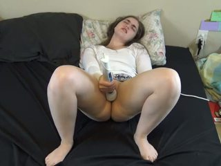 all young online, vibrator great, orgasm rated