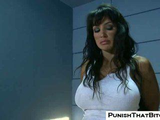 Lisa ann gets sunnitud karm punishment