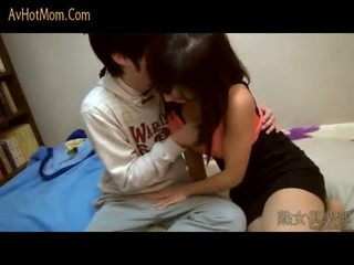 oralsex, japansk, teens