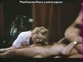 Alban Ceray, Serena, Morgane In Vintage Fuck Movie